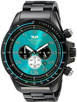 Vestal Men's ZR3034 ZR3 Analog Display Quartz Black Watch