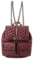 Rebecca Minkoff Love Quilted Leather Backpack