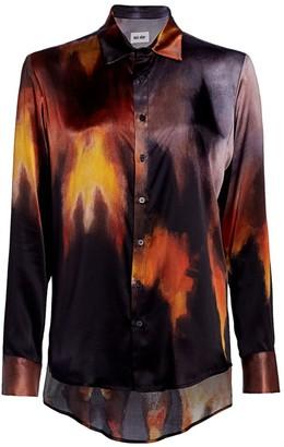 Each X Other Wildfire Silk Shirt