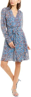 IRO Bustle 10 Wrap Dress