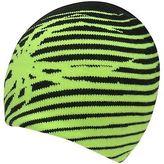 Spyder Throwback Hat Junior Boys Knit Snow Warm Sports Skiing Snowboarding