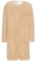Christopher Kane Shearling Coat