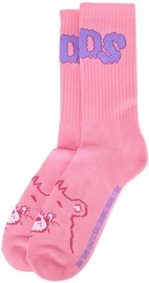 GCDS Mono Bear Socks