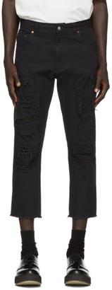 Vyner Articles Black Darts Jeans