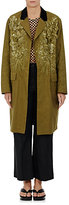 Dries Van Noten Women's Rolt Embellished Faille Coat
