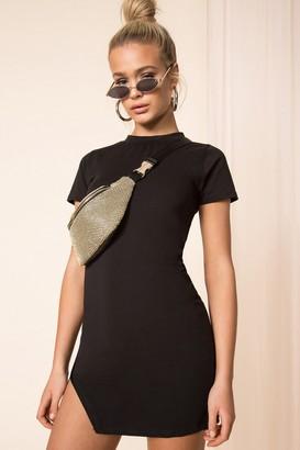 superdown Destiny Slit Dress