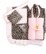 Swankie Blankie Cheetah Security Blanket, Monogram