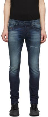 Diesel Indigo Sleenker-X Jeans