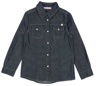 Miss Blumarine Denim shirt