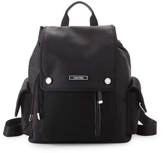 Calvin Klein Nylon Utility Backpack