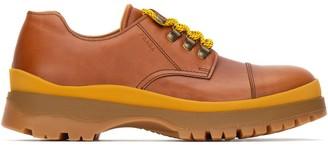 Prada Derby Lace-Up Shoes