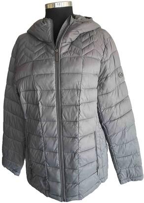 Michael Kors Grey Polyester Jackets