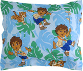 Nickelodeon Franco Manufacturing Go Diego Go! Animal Rescue Pillow Sham