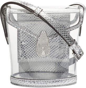 Calvin Klein Lock Mini Bucket Bag