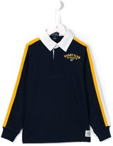 Ralph Lauren rugby polo shirt - kids - Cotton - 2 yrs