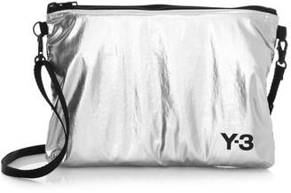 Y-3 Metallic Sacoche Bag