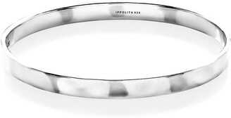 Ippolita Senso Sterling Silver Medium Bangle Bracelet
