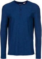 Levi's henley sweater