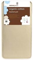 Naturepedic Infant Organic Cotton Bassinet Pad