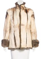 Gucci Reversible Fur Jacket
