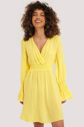 Trendyol Elastic Waist LS Dress