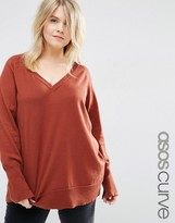 Asos V-Neck Sweater