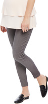 Motherhood Secret Fit Belly Skinny Ankle Maternity Pants.