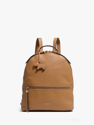 Radley Fountain Road Leather Backpack