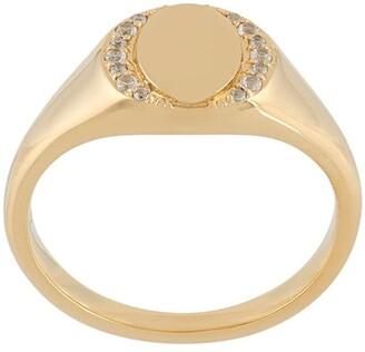 Astley Clarke Biography signet ring
