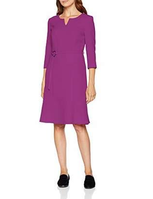 Gerry Weber Women's Kleid Gewebe Dress,(Manufacturer Size: 38)