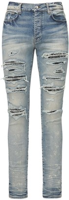 Amiri Bandana Thrash Denim Jeans