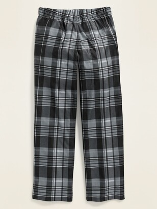 Old Navy Patterned Micro Performance Fleece Pajama Pants for Boys
