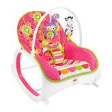 Fisher-Price Infant to Toddler Rocker Floral