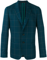 Paul Smith checked blazer - men - Wool - 38