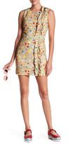 Love Moschino Ruffle Sleeveless Dress