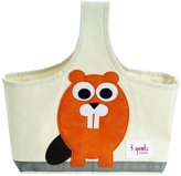 3 Sprouts Organic Caddy Tote Bag, Beaver