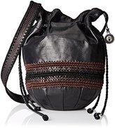 The Sak Heritage Drawstring Shoulder Bag