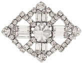 Christian Dior X Susan Caplan 1992 archive square-shaped brooch