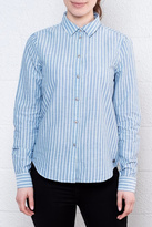 Only Striped Linen Shirt