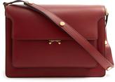 Marni Trunk large leather shoulder bag