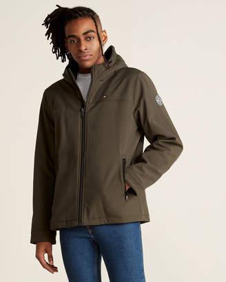 Tommy Hilfiger Soft Shell Hooded Sherpa Jacket