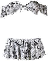 Amir Slama - printed bikini set - women - Elastodiene - M