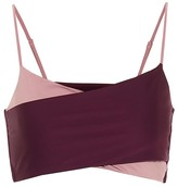 Thumbnail for your product : Lanston Radiant sports bra