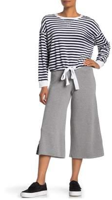 Stateside Flare Fleece Pants