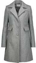 Carven Wool-Blend Coat