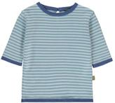 Nui Dottie Striped Organic Cotton Knit T-Shirt