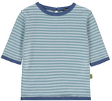 Nui Sale - Dottie Striped Organic Cotton Knit T-Shirt