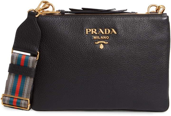 4f8a24842d3c Prada Vitello Daino - ShopStyle