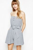 Jack Wills Dress - Carbana Striped Cotton