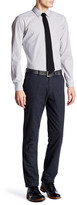 "Thomas Dean Houndstooth Stretch Pant - 30-34"" Inseam"